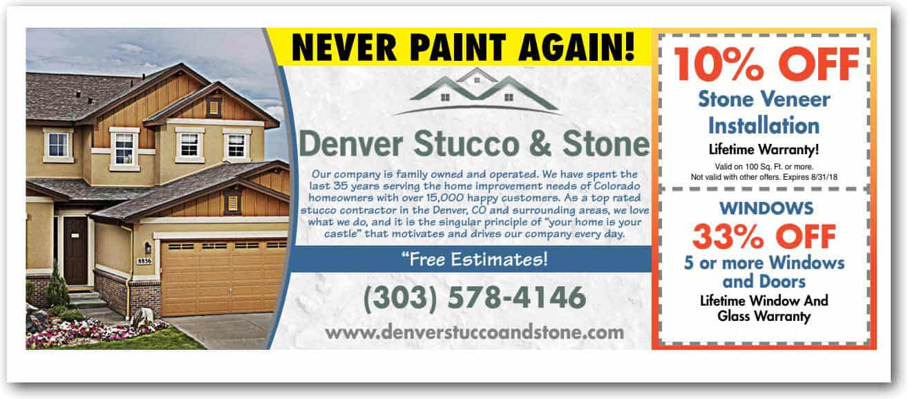 Denver Painting Specials